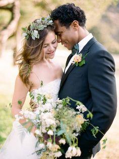 Heritage Inspired California Canyon Wedding at The Ranch at Laguna Beach