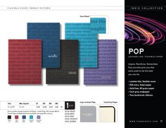 FEATURES:    Leather-like, flexible cover with Debossed message.  256 ivory, lined pages.   Two bookmark ribbons  COOL CUSTOMIZATION CAPABILITIES AVAILABLE!