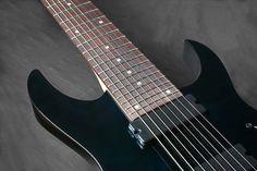 RG8BK - Ibanez' budget 8 string guitar!