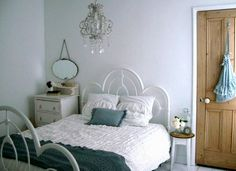 beautiful, quaint bedroom