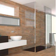 Πλακάκι τοίχου Aliso Cendro 15.5x50 cm με ματ επιφάνεια, δίνει την αίσθηση του ξύλου και δημιουργεί μοναδική ατμόσφαιρα.