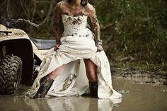 Umm yes! <3 (destroy the dress)