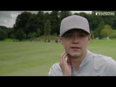 One Direction fever gripped the Northern Ireland Open as Niall Horan teed it up…