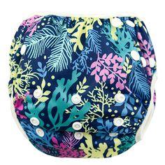 Ocean Jungle Swim Diaper, 20% discount @ PatPat Mom Baby Shopping App