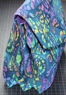 Bei den Hobbyschneiderinnen habe ich an einer Challenge teilgenommen und dafür ein Täschchen nach eigenem Entwurf genäht. Ein paar Frauen h...