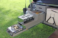 Off-Road Trailer   Choosing the best kitchen for lightweight off-road camper trailers