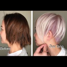 Cool mom transformation by Guy Tang
