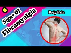 It is estimated that fibromyalgia affects nearly 6 million or 1 in 50 people. Fibromyalgia is classically characterized by chronic pain particularly muscle pain, fatigue, sleep disturbances, brain …