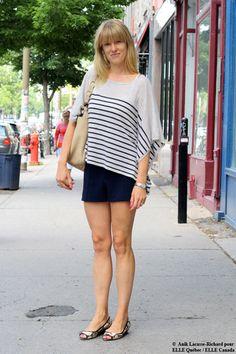 Sophie Gosselin, analyste financier. Repéré à Montréal par Anik Lacasse Richard.