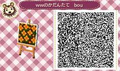 Codigos QR Suelos, carteles, paneles... -Animal Crossing | Nintendo Fans
