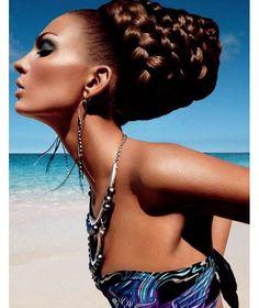 Vogue China  - Sunkissed