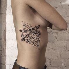 #dotwork #linework #tattoo #peony #peonytattoo #пион #пионтату #flowers #flowertattoo #geometrictattoo #blackworktattoo #blackwork