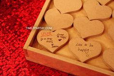 """She has """"fall""""en in love! A Fall Themed Bridal Shower 