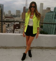 gloomy day=bright outfit #balance