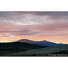 "Fine Art Color Landscape Photography of Tuscany - ""Tuscan Sunrise Over Mount Amiata and the Val d'Orcia"" by GregsFineArt on Etsy https://www.etsy.com/listing/214315688/fine-art-color-landscape-photography-of"