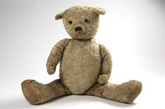 Pooh  Object:Teddy bear  Place of origin:England, Great Britain (made)  Date:1930 (made)  Artist/Maker:Unknown (production)