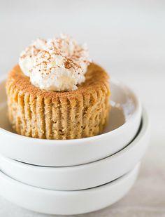 Mini Tiramisu Cheesecakes