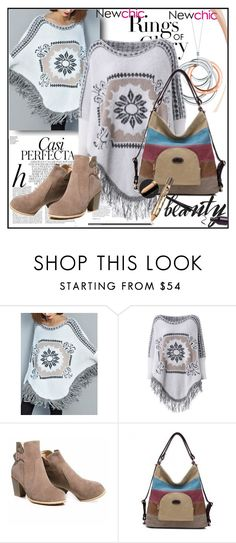 """""""Newchic"""" by lip-balm ❤ liked on Polyvore featuring Whiteley and Tiffany & Co."""