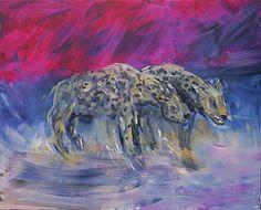 Herbert Brandl - Ohne Titel/Untitled, 2014