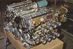THE BRM H16