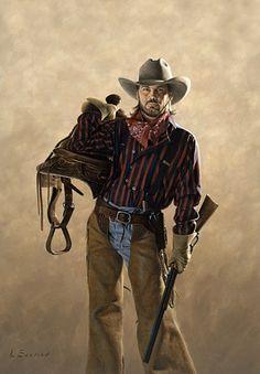 Cowboy By: Larry Selman