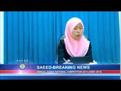 SAEED BREAKING NEWS (ASNC 2014)