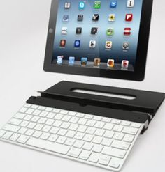 nimblestand ease combines and iPad with the Apple Wireless Keyboard