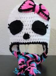 monster high crochet hat - Google Search