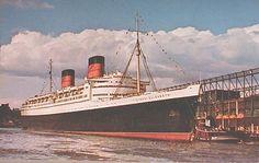 RMS QUEEN ELIZABETH 1