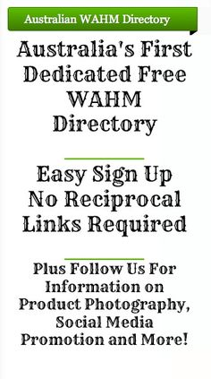 WAHM - Work at Home Mom: Australia's first free dedicated #WAHM directory