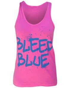 Kappa Kappa Gamma Bleed Blue Tank. page 120 on site