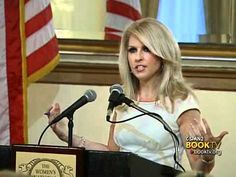"""BookTV: Monica Crowley, """"What the (Bleep) Just Happened"""""""