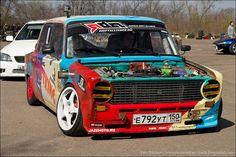 Lada 2101 - thanks @alexswords & @silverfang14