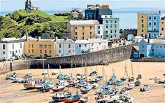 Image result for tenby wales