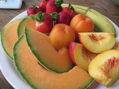 Beautiful, healthy, fresh, natural deliciousness!