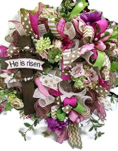 by DivineDesignWreaths on Etsy