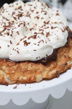 Bountytårta | Bakverk och Fikastunder