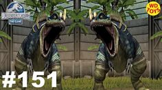 Jurassic World The Game Episode 151 Suprannotitan Vs Indominus Rex Dinos...