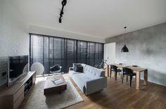 소형 아파트의 진화