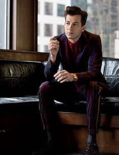 Mark Ronson Covers Los Angeles Confidential, Talks Uptown Funk