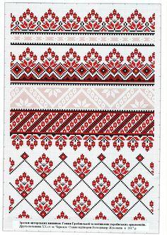 Simple Cross Stitch, Cross Stitch Borders, Cross Stitch Charts, Cross Stitching, Cross Stitch Patterns, Bullion Embroidery, Folk Embroidery, Cross Stitch Embroidery, Border Embroidery Designs