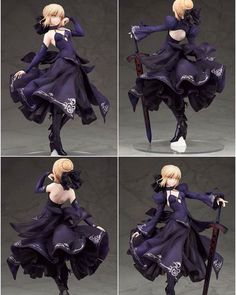#fatestaynight #unlimitedbladeworks #toyphotography #preorder #rare #manga #anime From the video game Fate/Grand Order comes this figure of Saber Altria in a 1/7 scale. It stands 23 cm tall and comes in a window base packaging. Check out more pre-orders @animegamistore http://ift.tt/2a5QplR http://ift.tt/29BE0Yb