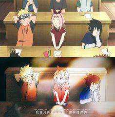 Naruto Sasuke Sakura, Naruto Art, Naruto Shippuden Anime, Sakura Haruno, Shikamaru, Boruto, Naruto Episodes, Naruto Team 7, Time 7
