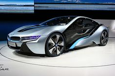 BMW i8 featured in Mission Impossible - Ghost Protocol