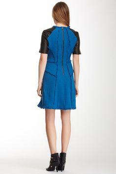 Short Sleeve Tweed Dress on HauteLook