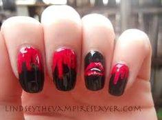 Rocky Horror nails