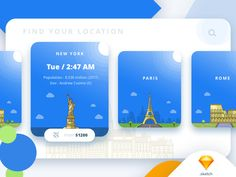 Flight booking app by Bhuvan