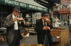 amospoe:  When one has tasted watermelon he knows what the angels eat.    Mark Twain  (photo: helen levitt)