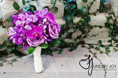 I like the purple roses