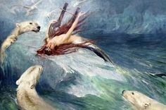 """""""The Lure Of The North"""" Arthur Wardle"""
